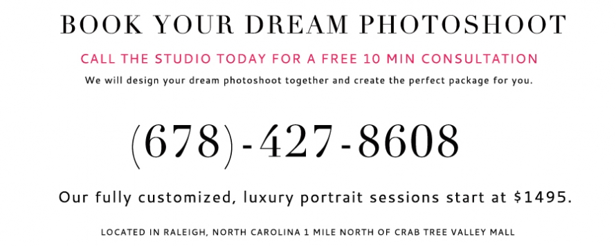 book your shoot